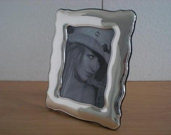 Handmade Sterling Silver Photo Picture Frame 1001 13x18 GB new