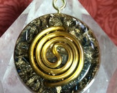Tesla Coil Protection Pendant by Orgonix23