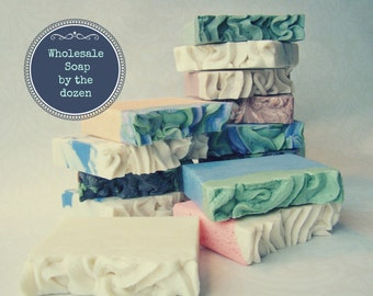 Wholesale soap by the dozen