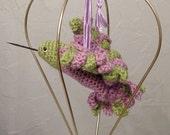 Hummingbird amigurumi - hand crocheted - Made To Order
