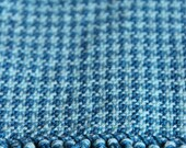 Handwoven Scarf: Check Matey