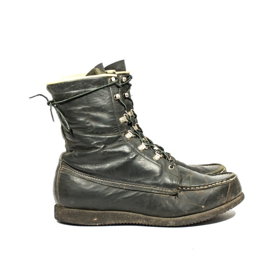 Vintage Hunting Sport Boots By Browning By Rabbithousevintage