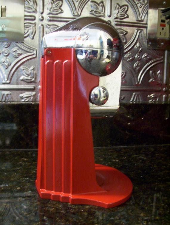 Vintage Ice O Mat  Rival Mfg Co Ice Crusher Kansas City Mo USA Model 539