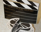 Hollywood Movie Party Centerpieces - NEW!