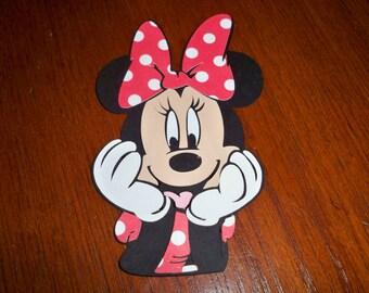 Minnie Mouse  Die-Cuts
