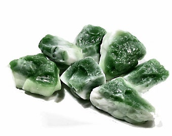 Granite Rock Soap in Green and White