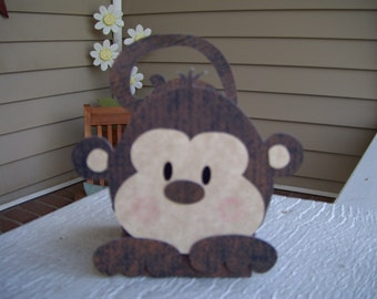 Monkey Favor Box Set of 12