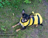 Bumble Bee Costume Size Xsmall, Small & Medium