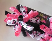Minnie Mouse Inspired Korker Bows