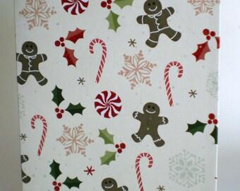 Mini Notepad - Christmas Sweets