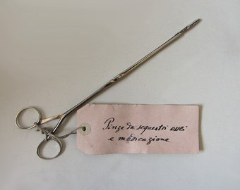 Vintage Surgical Clamps