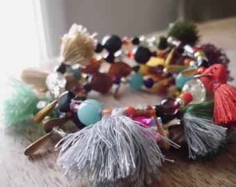 Rhoda Tassel Bracelet