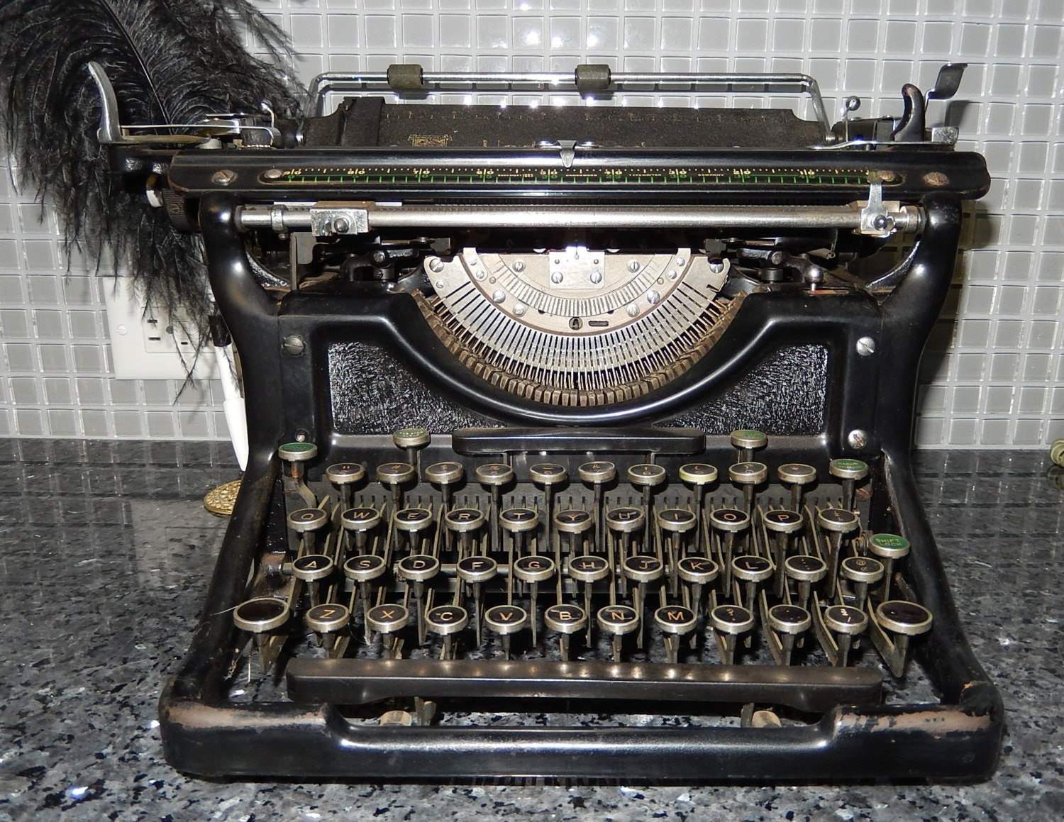 Antique Typewriter Images, Stock Photos Vectors Shutterstock Pictures of antique typewriters