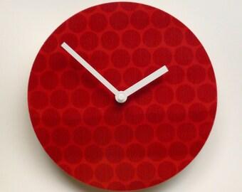 Objectify Spots Wall Clock