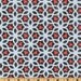 LAMINATED cotton fabric by the yard yardage - Kimono (aka oil cloth, tablecloth fabric, coated fabric) Ty Pennington BPA free wide