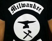 Men's Milwaukee Blacksmith tshirts!