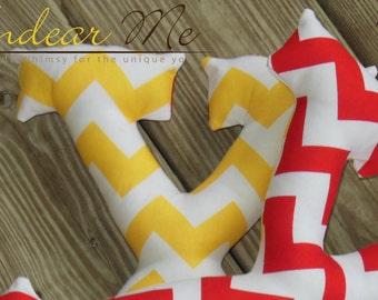 "CHI Greek Letter custom handmade fabric pillows approx 9"" x 12"""