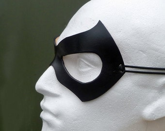 BLACK CANARY Mask Cosplay Costume Fancy Dress