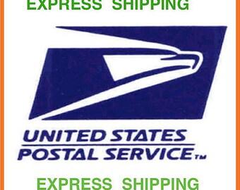 Overnight US Shipping (Monday - Thursday)