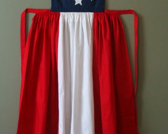 Civil War Secession Apron