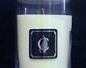 INDIAN HEALING - Eucalyptus, Sage and Lemongrass candle, 12 oz, optional gift box