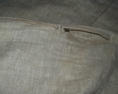 Add Zipper Closure for My any Linen Duvet cover | Quilt cover | Doona cover or Pillowcase