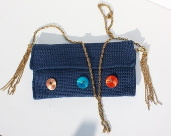 colorfull clutch for a party