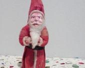 """Santa Composition Collectible 6"""" Tall"""
