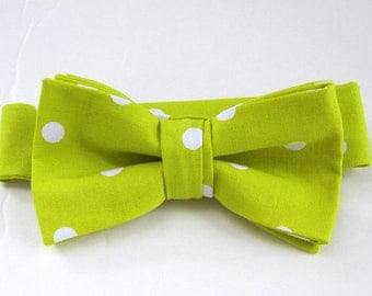 Custom made Wedding/Special Occasion Boys Bow Tie----sizes 2-10