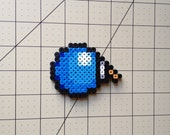 Legend of Zelda Bead Sprite - Bomb