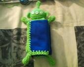 Toy Story Alien Blanket