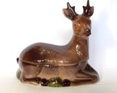 Deer terrine by Michel Caugant - hand made in France