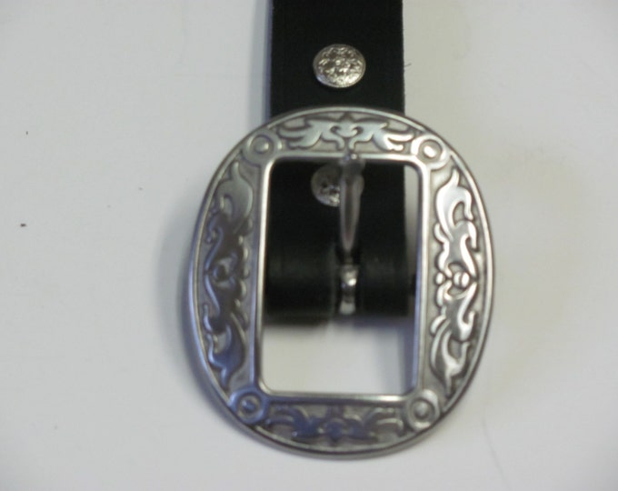 leather belt with nickel pyramid studs, mans belt,Unisex belt. belts and suspenders. belts and accessories,  womans belt, black belts
