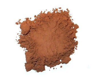 """SALE Save 50% - Natural Mineral Blush """"MOCHA"""" Orchid Blue Cosmetics"""