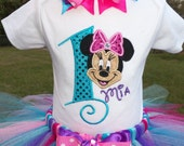 Minnie Mouse Birthday Shirt- Lots of Sparkle-Shirt Only-Personalized FREE*SALE*