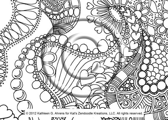 Dibujos Hippies Para Imprimir - SEONegativo.com