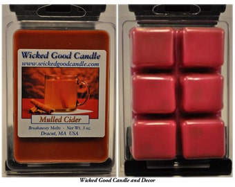 3 oz. Melt - Mulled Cider- 6 cubes in each clamshell