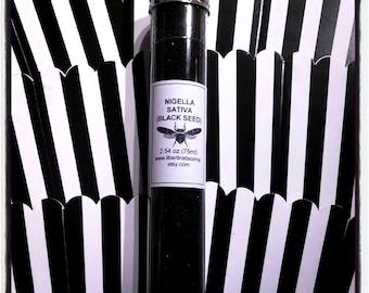 Nigella Sativa aka Black Seed in 2.54 oz Vial