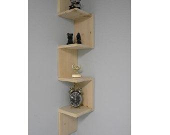 Amazing Reclaimed Wood Floating Shelf Salvaged Wood Shelf Floating Shelf