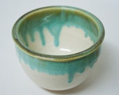 Bowl - WInter's Dream Bowl - Wheel Thrown Bowl - Handmade Pottery