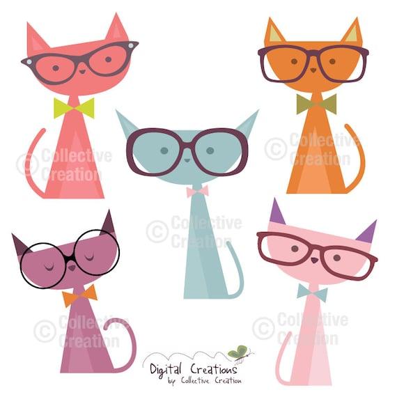 clipart girl glasses - photo #48