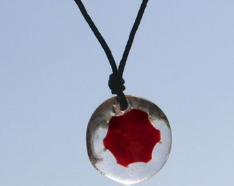 Root Chakra Orb Necklace