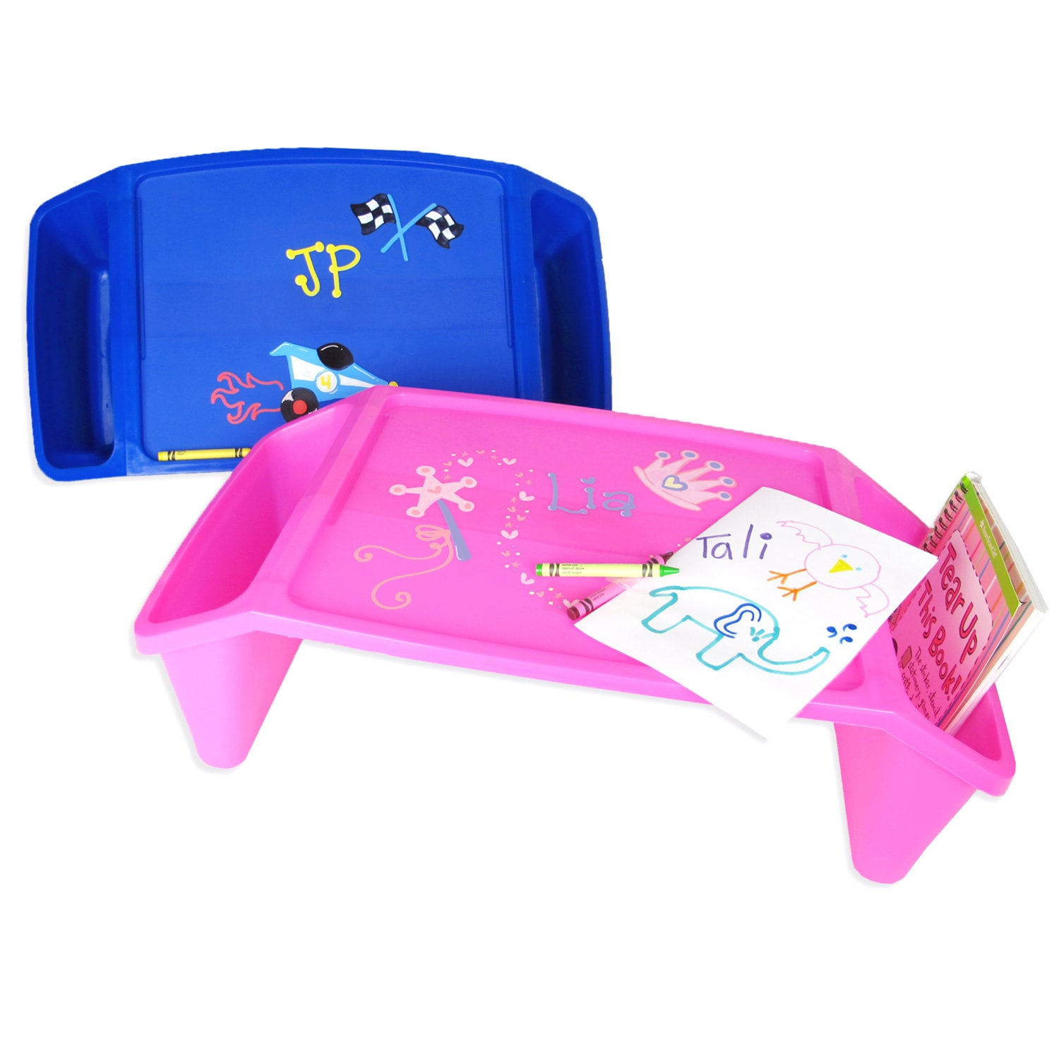 Kids Personalized Lap Trays