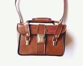 Vintage Camera Bag / Purse