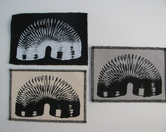 One slinky canvas patch in any color you choose....FREE SHIPPING USA