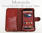 Leather Motorola Droid MA...
