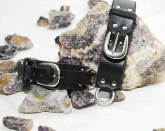 Leather heavyduty Anckle cuffs/resraints