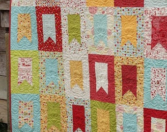 Sweetwater Co - Celebrate - Quilt Pattern