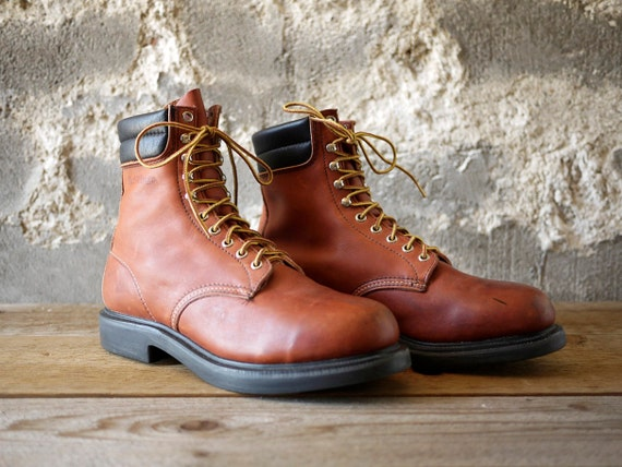 Red Wing 2204 work boots 11D