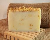 Sensitive Skin Soap/ 100% NATURAL Soap/ Cold Process Soap /Facial Soap